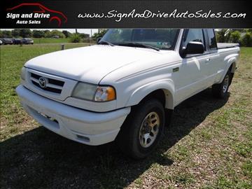 2002 Mazda Truck for sale in Lockbourne, OH
