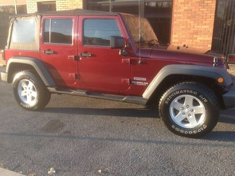 Used Cars Syracuse Ny >> Used Jeep For Sale In Syracuse Ny Carsforsale Com