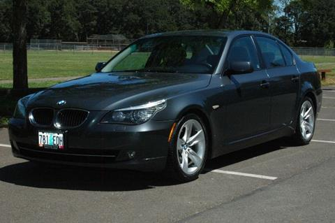 2008 BMW 5 Series for sale in Salem OR