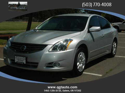 2012 Nissan Altima for sale in Salem OR