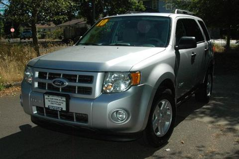 2010 Ford Escape Hybrid for sale in Salem OR