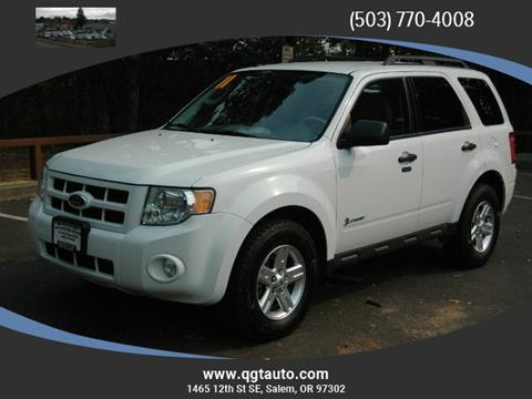 2011 Ford Escape Hybrid for sale in Salem, OR
