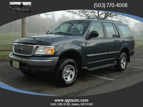 Ford Expedition For Sale In Salem Or