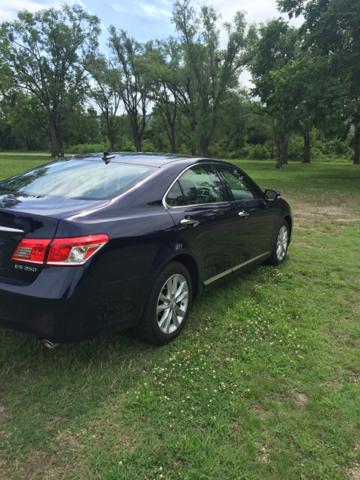 2011 Lexus ES 350 Base 4dr Sedan - Junction City KS