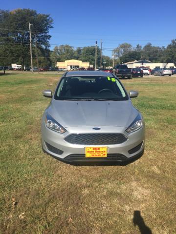 2015 Ford Focus SE 4dr Hatchback - Junction City KS