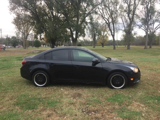 2012 Chevrolet Cruze ECO 4dr Sedan - Junction City KS