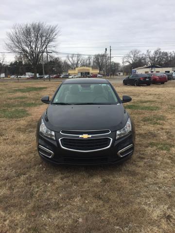 2015 Chevrolet Cruze 2LT Auto 4dr Sedan w/1SH - Junction City KS