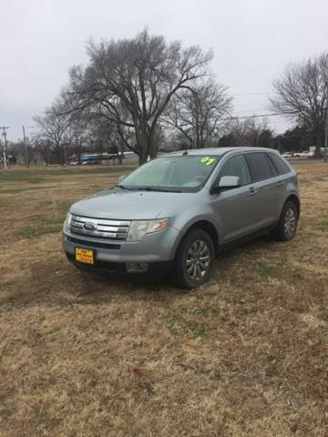 2007 Ford Edge SEL Plus AWD 4dr SUV - Junction City KS