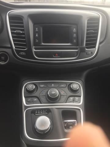 2015 Chrysler 200 Limited 4dr Sedan - Junction City KS