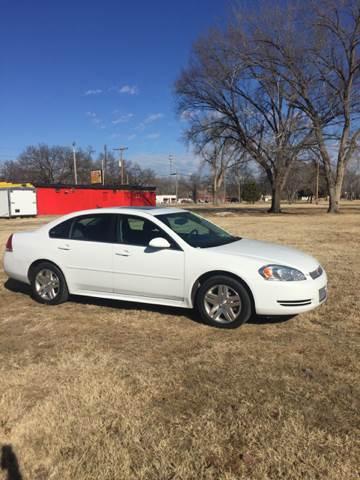 2015 Chevrolet Impala Limited LT Fleet 4dr Sedan - Junction City KS