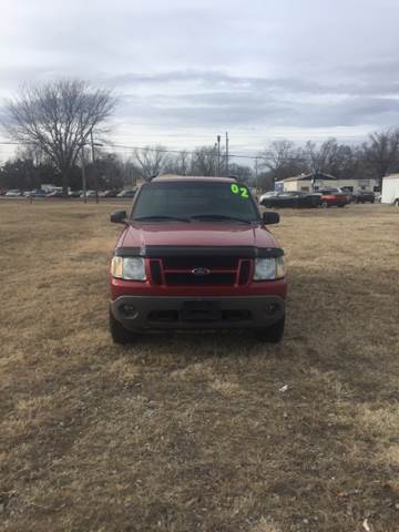 2002 Ford Explorer Sport Trac 4dr 4WD Crew Cab SB - Junction City KS