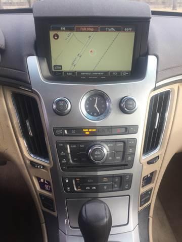 2008 Cadillac CTS AWD 3.6L DI 4dr Sedan - Junction City KS