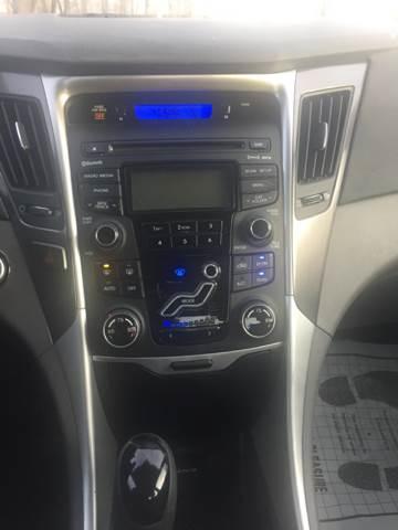 2013 Hyundai Sonata Hybrid 4dr Sedan - Junction City KS