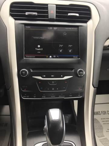 2014 Ford Fusion Hybrid SE 4dr Sedan - Junction City KS