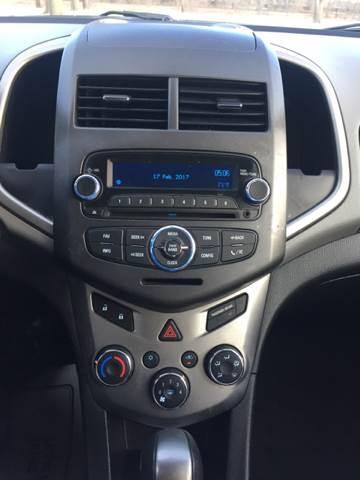 2015 Chevrolet Sonic LT Auto 4dr Hatchback - Junction City KS