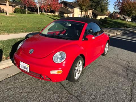 2005 Volkswagen New Beetle for sale in Cupertino, CA