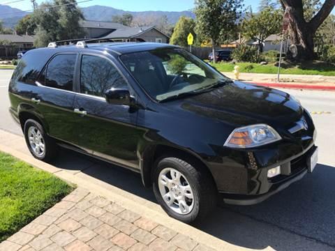 2005 Acura MDX for sale in Cupertino, CA
