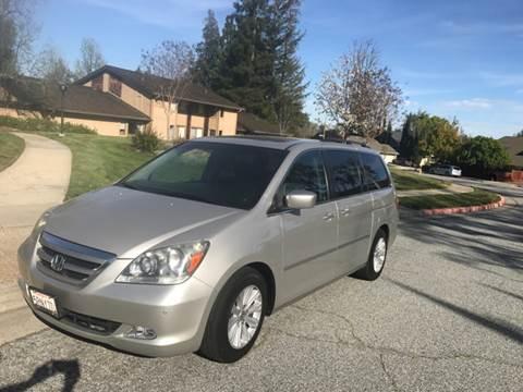 2006 Honda Odyssey for sale in Cupertino, CA