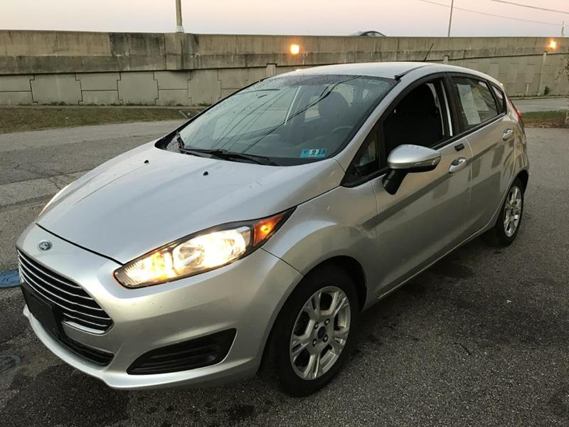 2014 Ford Fiesta For Sale At HAH Pre Owned Auto Outlet In South Charleston