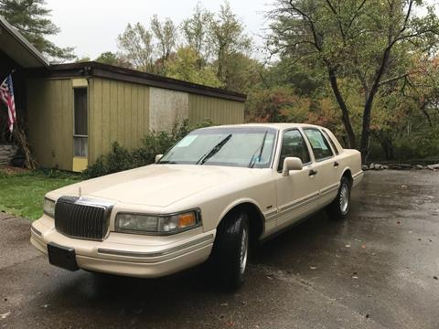 1997 Lincoln Town Car For Sale In Salisbury Nc Carsforsale Com
