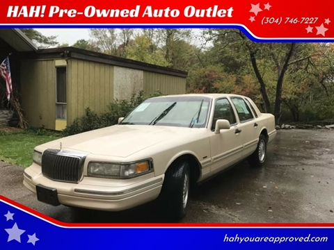 1997 Lincoln Town Car For Sale In Oklahoma Carsforsale Com
