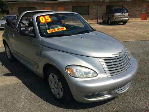 2005 Chrysler PT Cruiser for sale in Fort Oglethorpe, GA