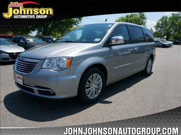 2014 Chrysler Town and Country for sale in Boonton, NJ