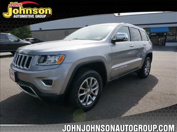 2015 Jeep Grand Cherokee for sale in Boonton, NJ