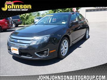2011 Ford Fusion for sale in Boonton, NJ