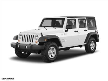 2014 Jeep Wrangler Unlimited for sale in Boonton, NJ