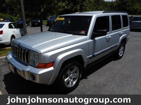 2007 Jeep Commander for sale in Boonton, NJ