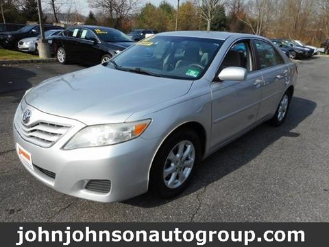 2011 Toyota Camry for sale in Boonton, NJ