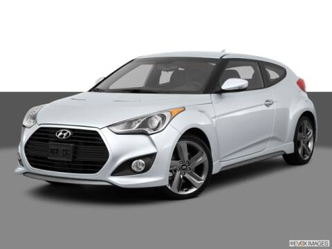 2013 Hyundai Veloster Turbo for sale at John Johnson Dodge Ram in Boonton NJ