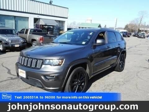 2017 Jeep Grand Cherokee Altitude for sale at John Johnson Dodge Ram in Boonton NJ