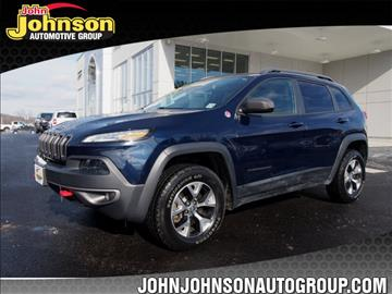 2014 Jeep Cherokee for sale in Boonton, NJ