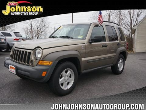 2006 Jeep Liberty for sale in Boonton, NJ