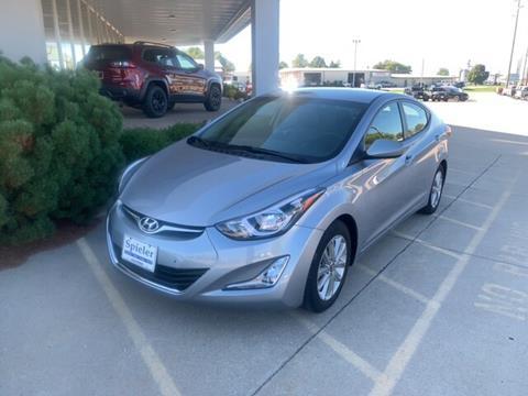 2016 Hyundai Elantra for sale in California, MO
