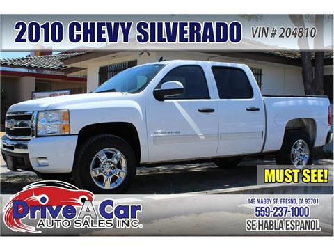 2010 Chevrolet Silverado 1500 Hybrid for sale in Fresno, CA