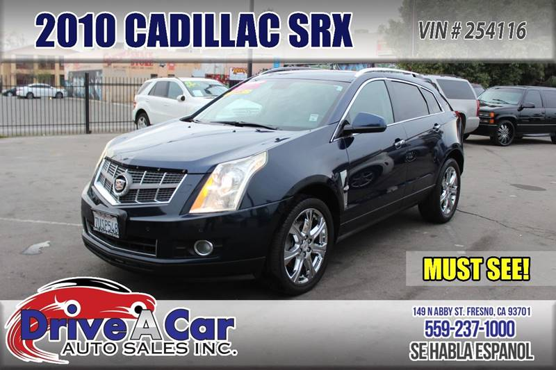 2010 Cadillac SRX Performance Collection 4dr SUV - Fresno CA & 2010 Cadillac Srx Performance Collection 4dr SUV In Fresno CA ...