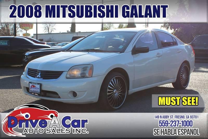 2008 Mitsubishi Galant ES 4dr Sedan In Fresno CA - Drive A Car Auto