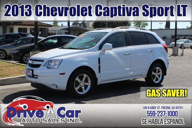 2013 Chevrolet Captiva Sport LT 4dr SUV - Fresno CA & 2013 Chevrolet Captiva Sport LT 4dr SUV In Fresno CA - Drive A Car ...