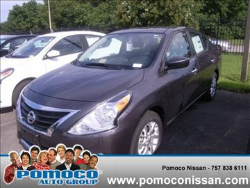 2015 Nissan Versa for sale in Hampton, VA