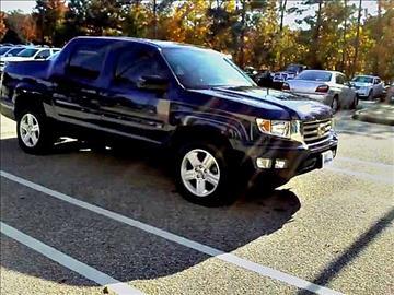 2014 Honda Ridgeline for sale in Hampton, VA