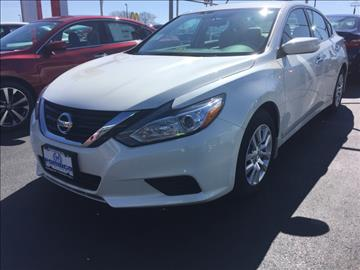 2017 Nissan Altima for sale in Hampton, VA