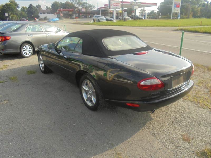 1997 Jaguar Xk-Series XK8 2dr Convertible In Belle Vernon PA