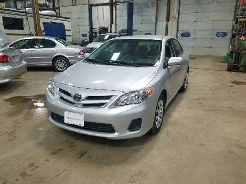 2012 Toyota Corolla for sale in Appleton, WI