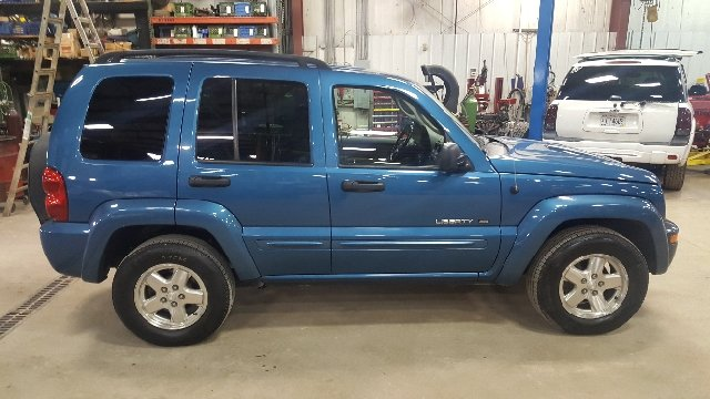 2003 Jeep Liberty Limited 4WD 4dr SUV - Appleton WI