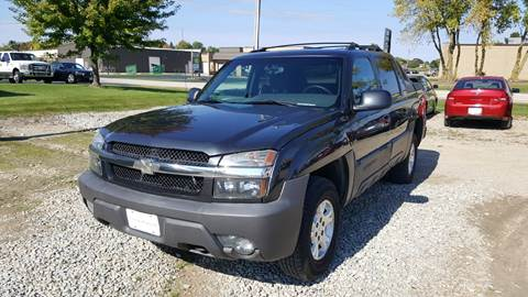2003 Chevrolet Avalanche for sale in Appleton, WI