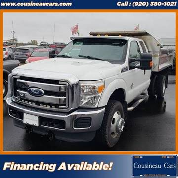 2014 Ford F-350 Super Duty for sale at CousineauCars.com in Appleton WI