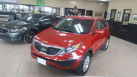 Used Cars Appleton Wi >> 2012 Kia Sportage For Sale In Appleton Wi
